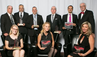 Gagnants Gala ExcelCieArt 2017